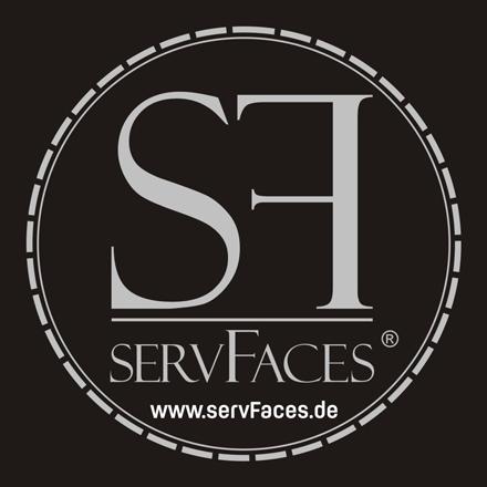 servFaces Banner