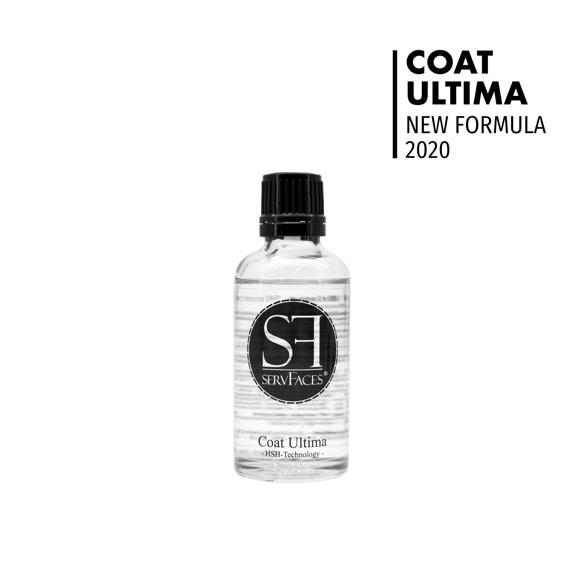 Coat Ultima - HSH-Technology