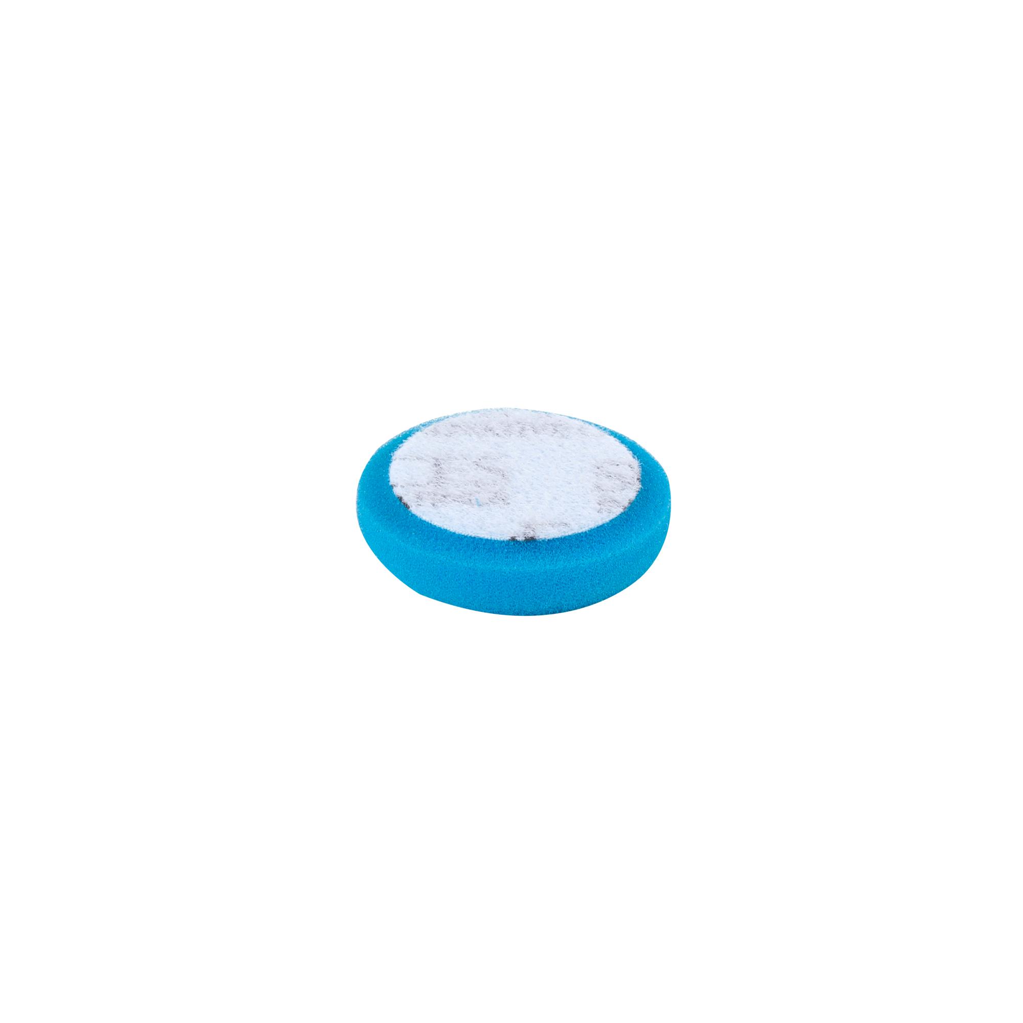 Polierschwamm RT / V3 (blau-medium, offenzellig) 2 Stk.